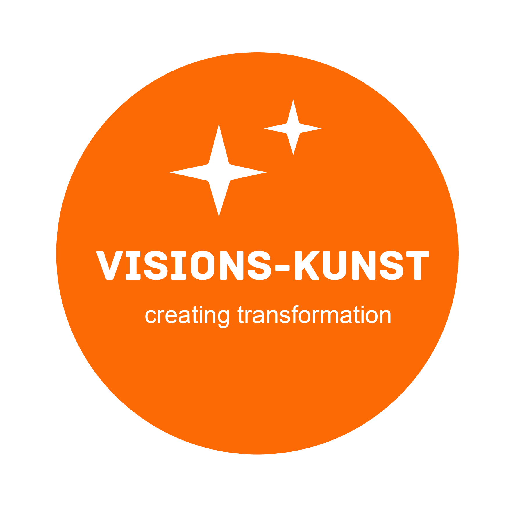 Visions_Kunst_ Logo_ rund_orange